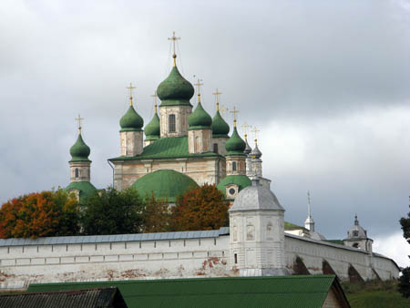 Успенский собор Горицкого монастыря