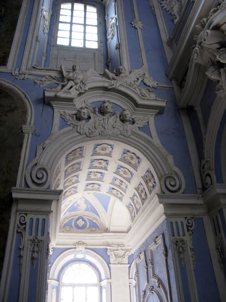 Оформление Успенского собора