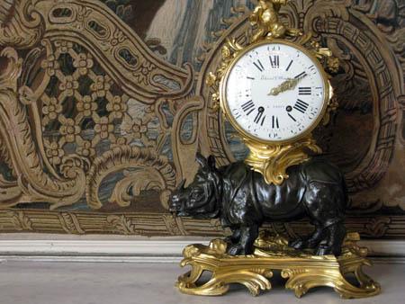 Часы Эрмитаж