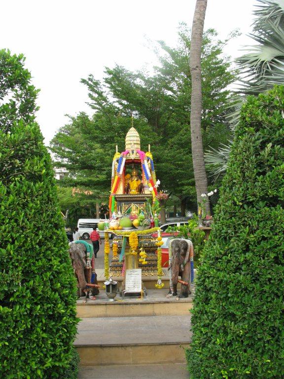 Домик духов Таиланд