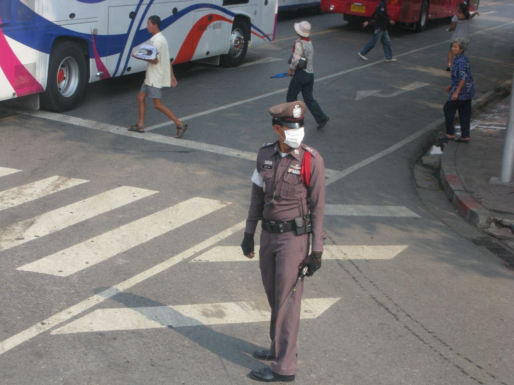 Борьба со смогом в Бангкоке