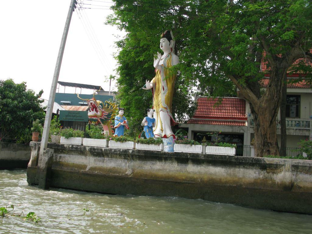 Китайская богиня воды