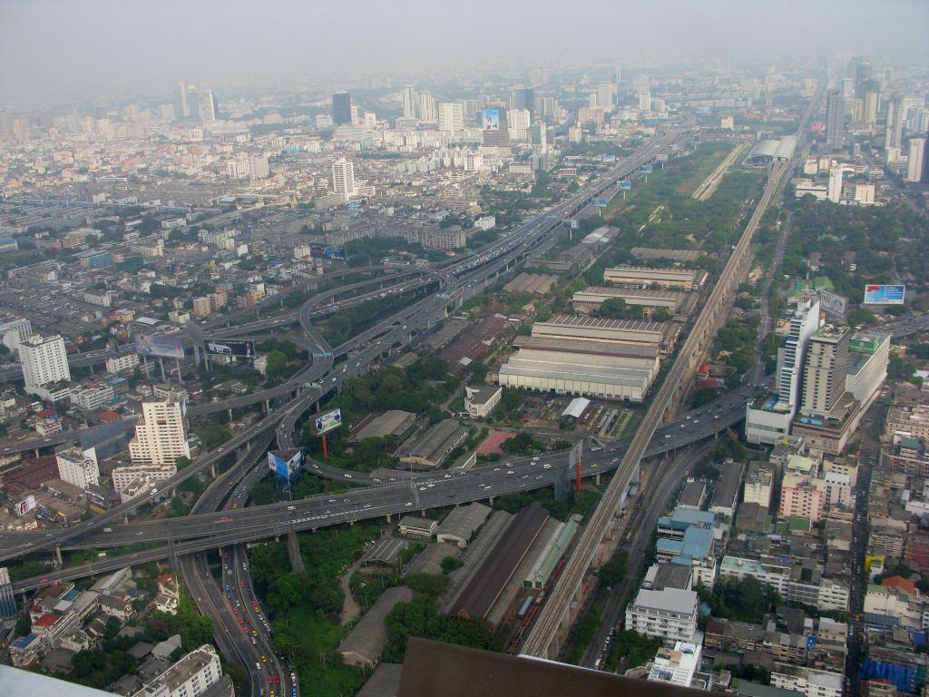 Бангкок сверху