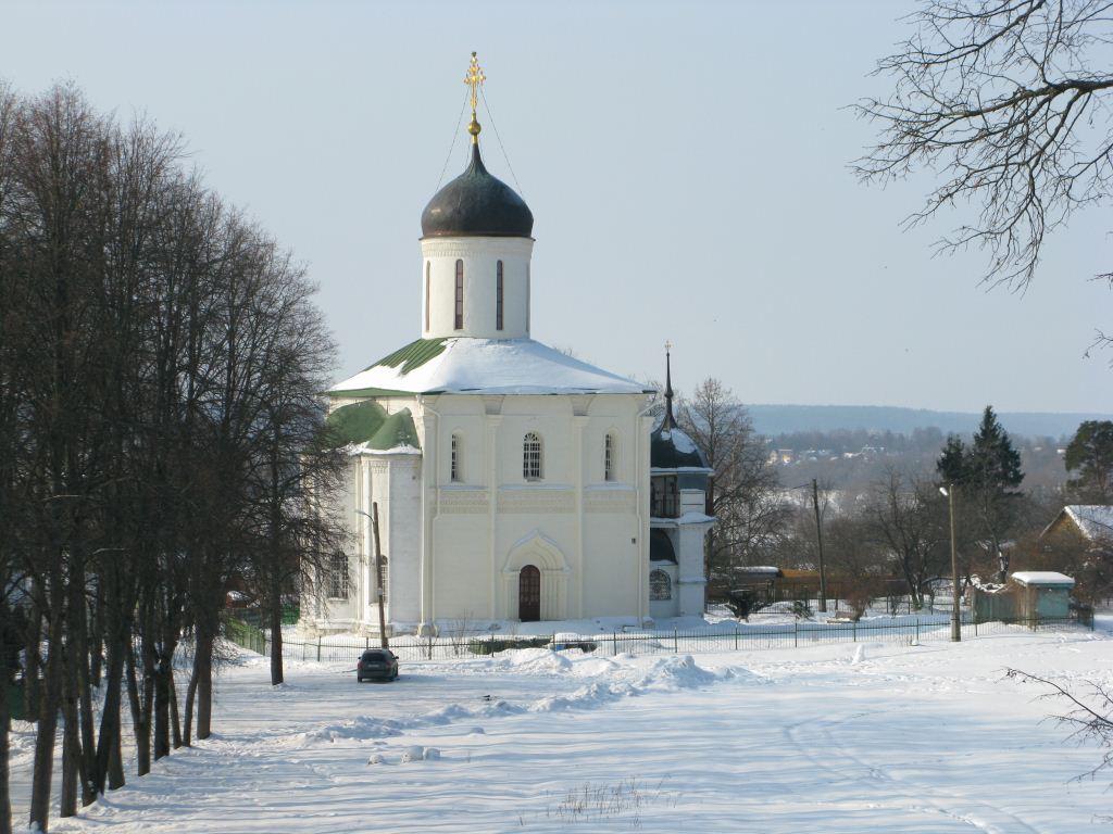 Успенский собор в звенигородском Городке