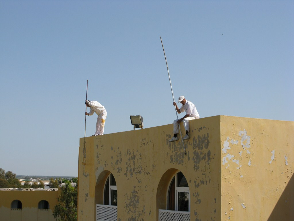 Тунисские маляры