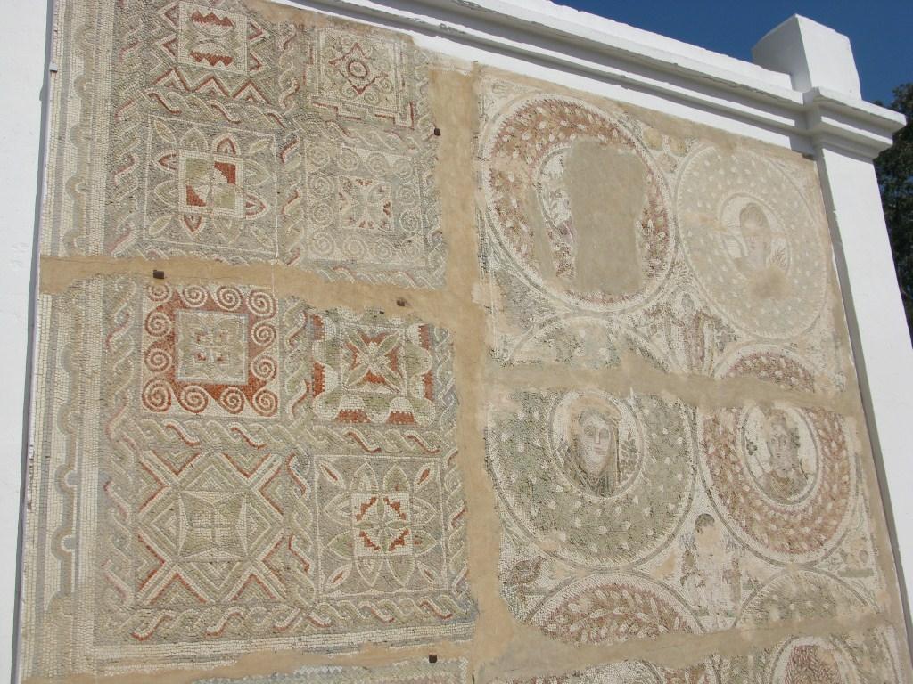 Мозаика Карфагена