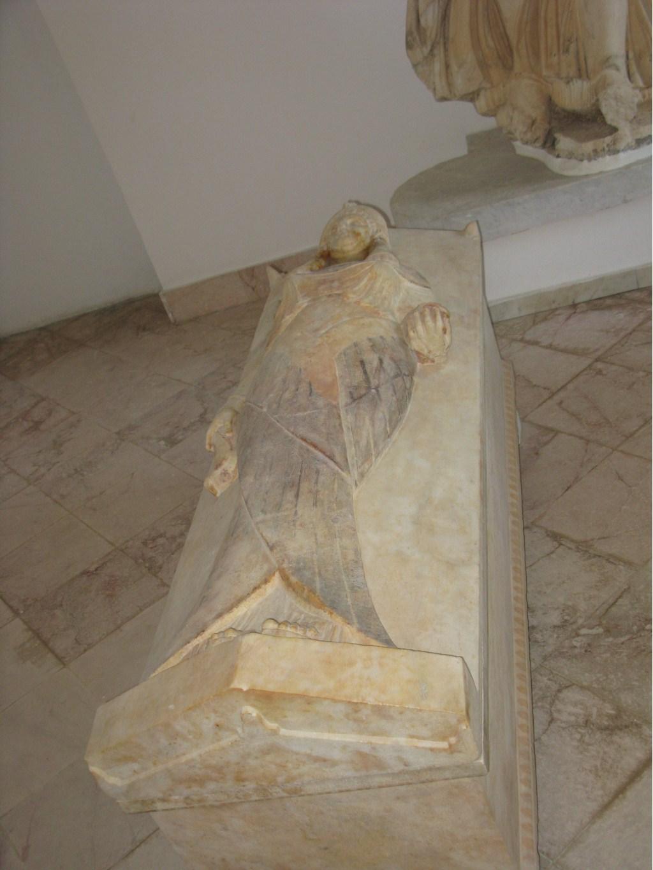 Женский саркофаг - Карфаген