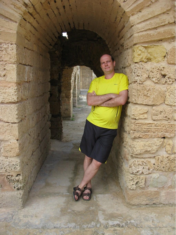 Римские бани в Карфагене